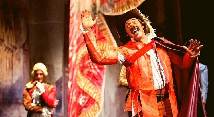 peça de teatro cyrano de bergerac