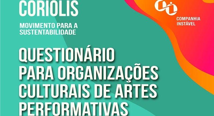 questionário organizações culturais